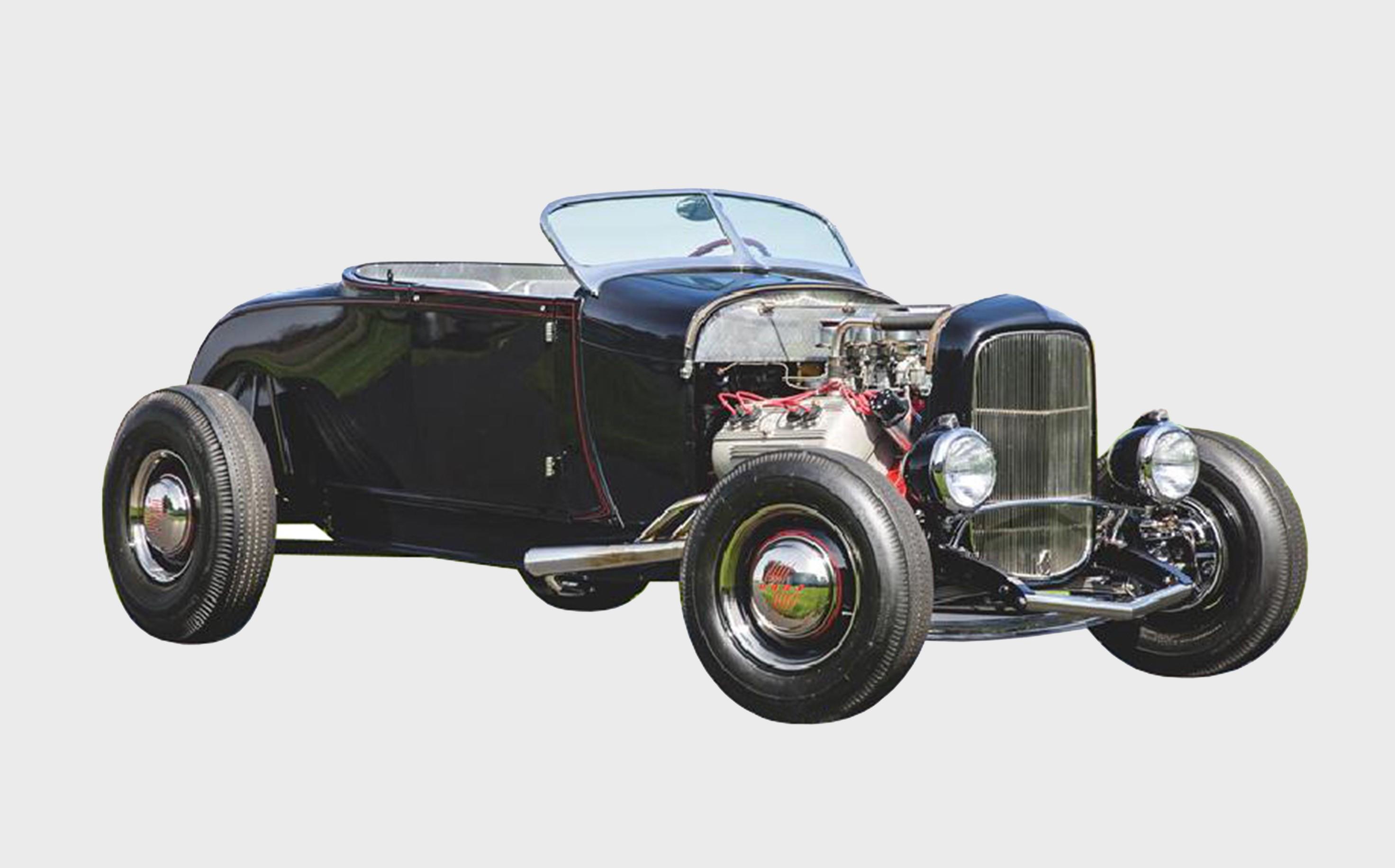 """1932 Ford High Boy Roadster """"Blue Boy"""""""