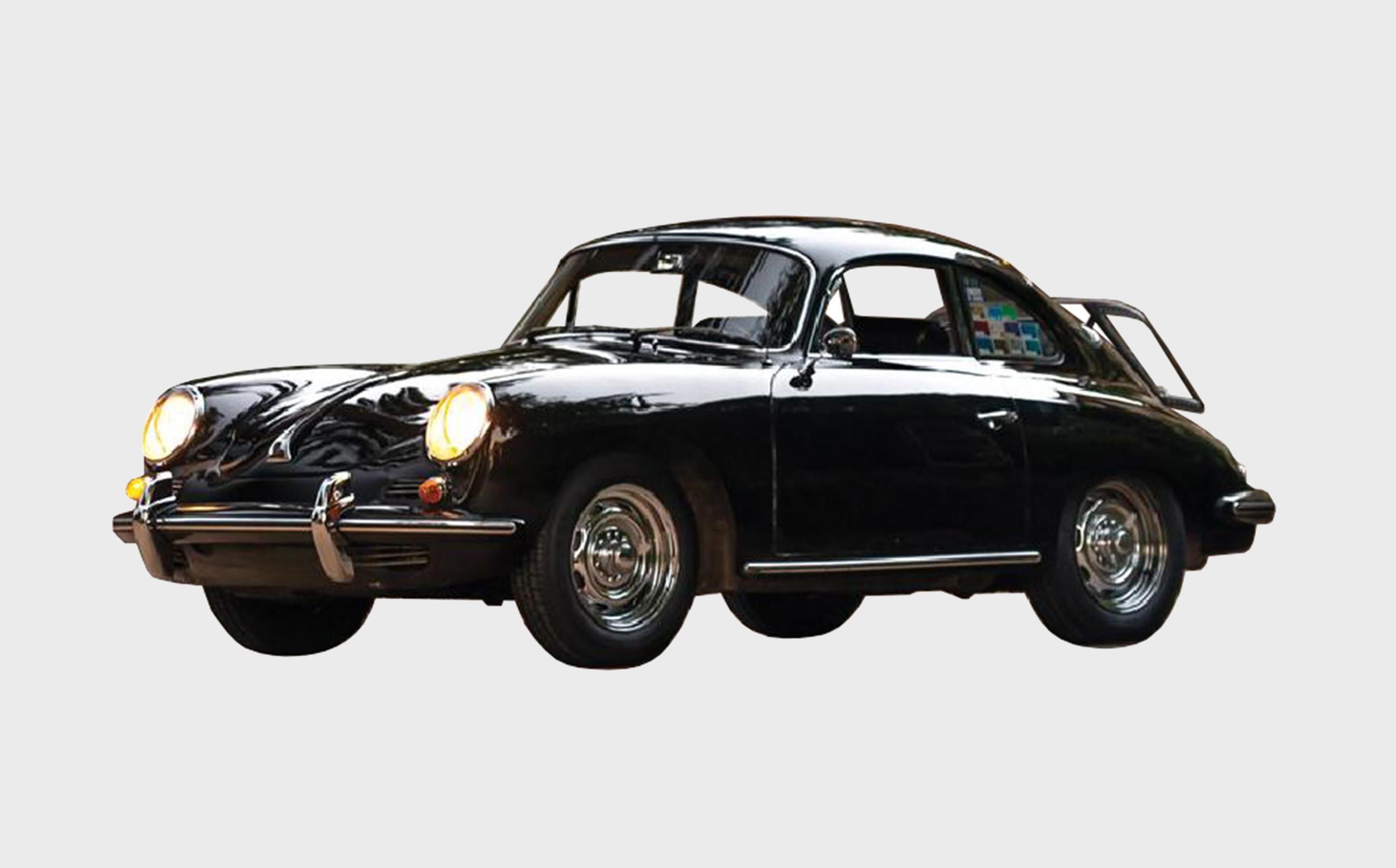 1963 Porsche 356 B 1600 'Sunroof' Coupe by Reutter