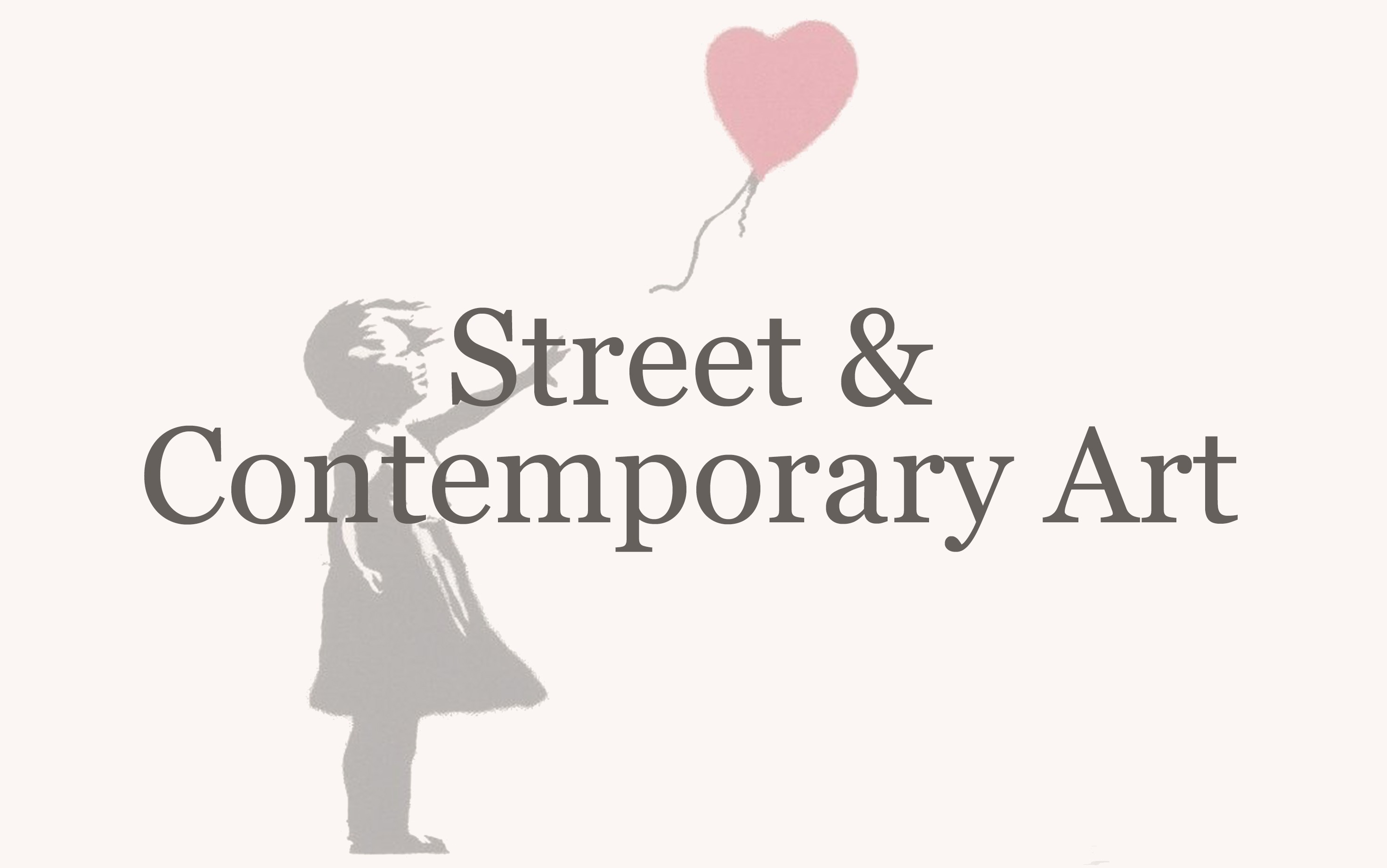 Street & Contemporary Art